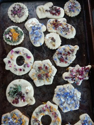Herbal Cookies