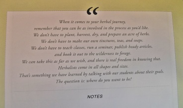 booklet quote