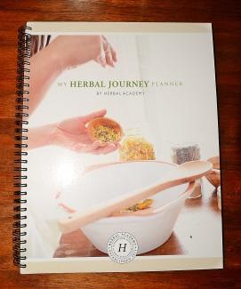herbal booklet
